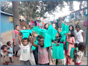 National Ngo started a Mobile School