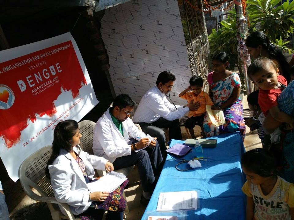 National Ngo Dengue Awareness Camp
