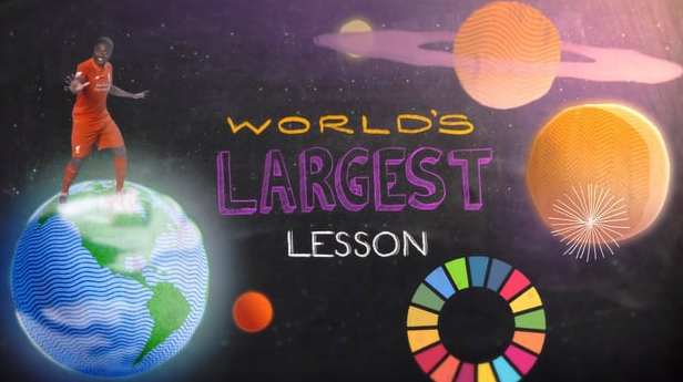 unicef world largest lesson newshour