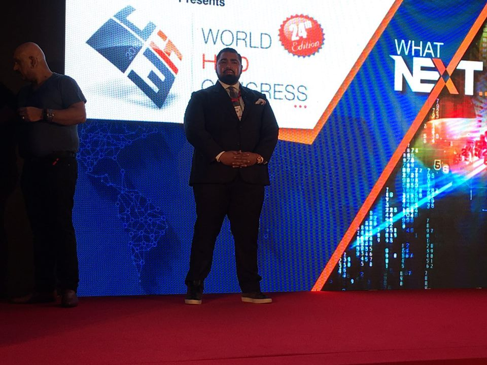 The Human Resource Development (HRD) division of Uflex ltd, a prominent name in the packaging industry participated in the World HRD Congress event.
