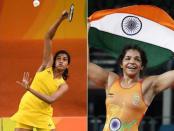 Rio 2016, PV Sindhu, Sakshi Malik