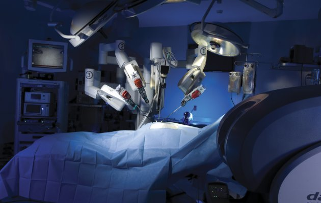 The Institute of Robotic Surgery supported by Infosys Foundation was recently launched by Narayana Hrudayalaya Bangalore, one of the leading hospitals headquartered in Bengaluru at its flagship unit at Narayana Health City.