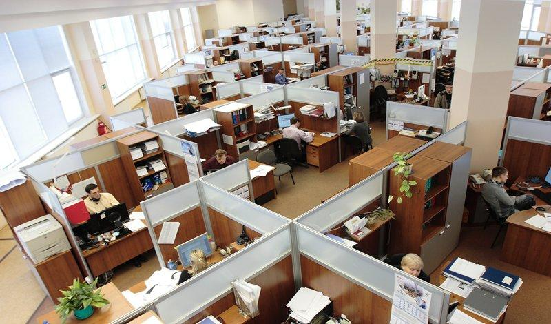 co-worker spaces