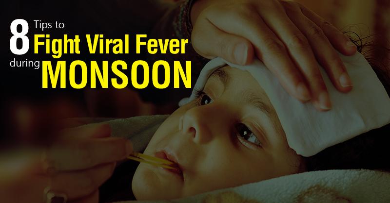 8 tips to fight Viral fever - Kukreja Hospital Rajouri Garden