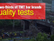 TMT bars fail quality tests