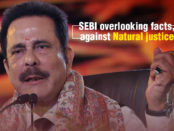 Sahara India has called out SEBI's order which asked SICCL to pay Rs 14,000 crore