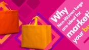 non-woven bags by Zedpack