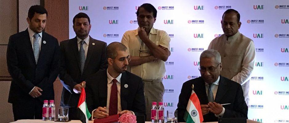 india uae collaboration