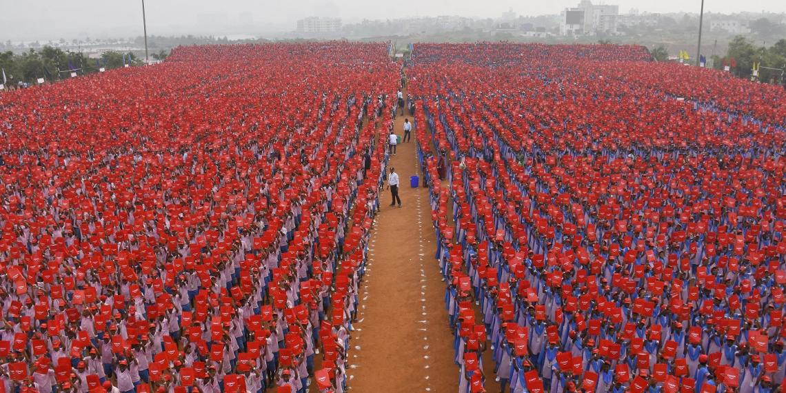 Colgate's India initiative