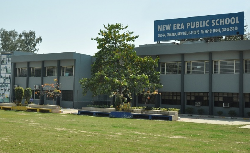 New Era Public School Dwarka
