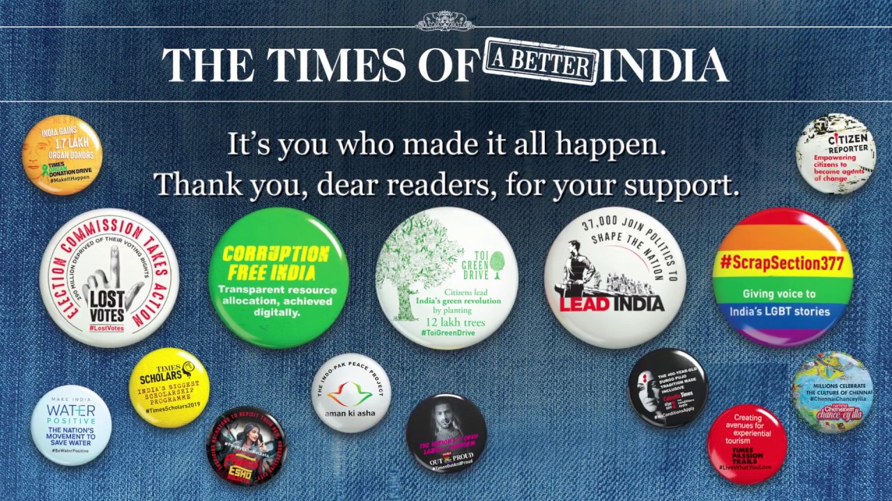 The Times of Better India