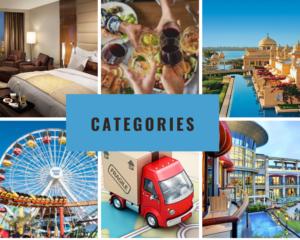Hospitality Categories