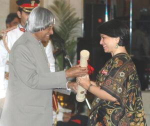 Padma Shri for Journalism