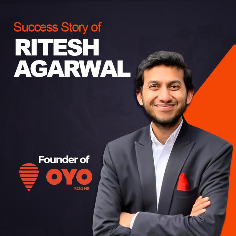Oyo Founder Ritesh Agarwal