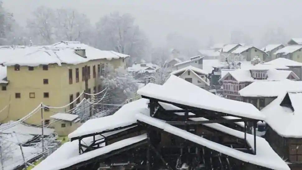 Srinagar temperature