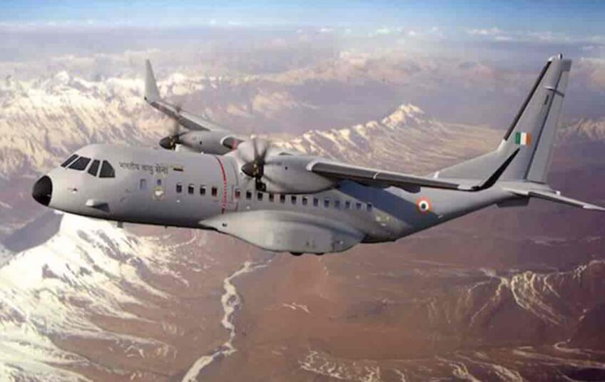 Tata-Airbus sign ₹20,000 crore deal for military aircraft: Make in India